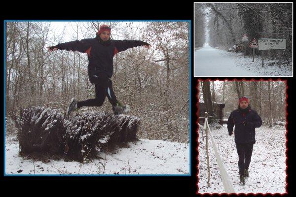 C'est déjà l'hiver en Automne !