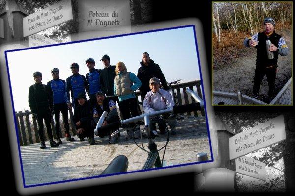 Rando vélo : le Mont Pagnotte ! 2ème partie !