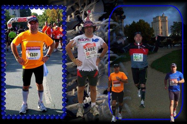 L'alphabet d'un marathonien....