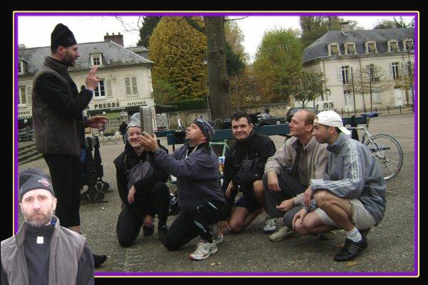 Le Père Shimano et sa bande