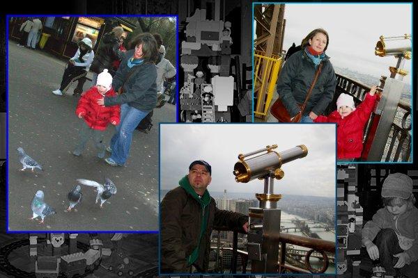 Février 2011, La Tour magique...