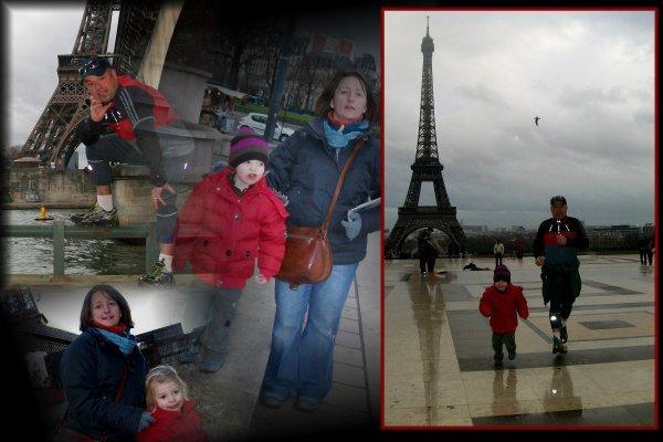 Février 2011, La Tour magique... (suite)...