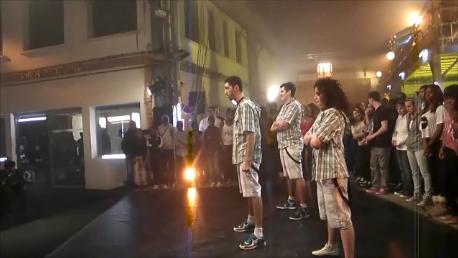 """othentik59 SUR FRANCE O emission """"Dance street"""""""