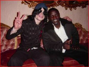 NEWS COMPIL: MICHAEL JACKSON ' S THE COLLABORATIONS
