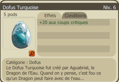 Dofus turquoise