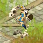Dragodinde Squelette !