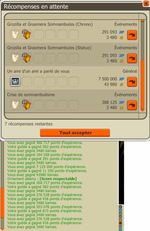 Ornement score respectable / Vulkania / Territoires