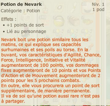Dokille / Potion de Nevark / Fm épée / Promo steam