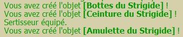 Comte Harebourg / Strigide / Kanigroula ?