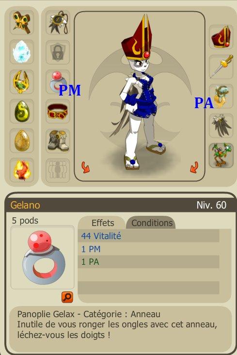 Présentation du panda et du zobal.