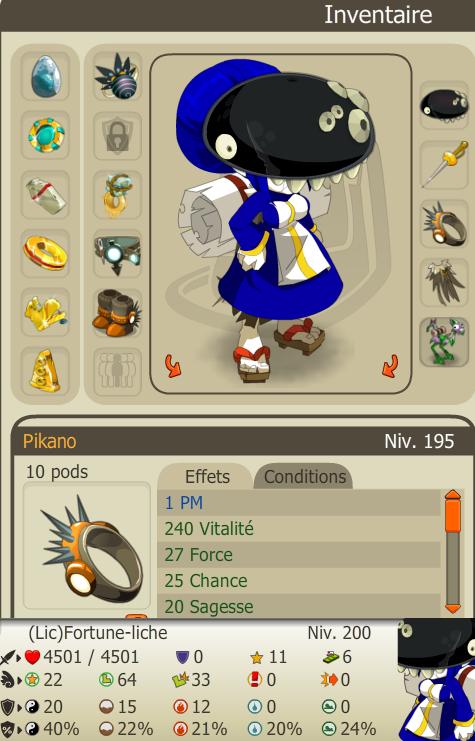 Présentation de mes stuffs partie 3 (Enu/Panda)