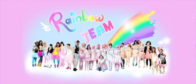 ♥ Le forum Rainbow Team ♥