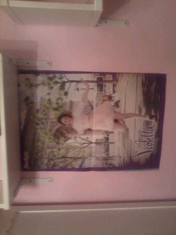 Voici ma chambre !!!