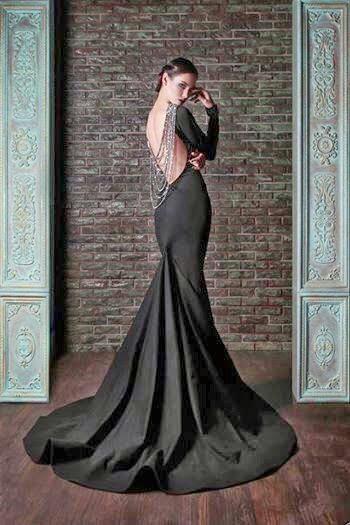Une très belle robe