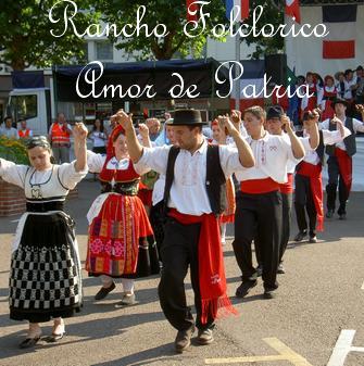 Rancho Folclorico AMOR DE PATRIA / Groupe folklorique AMOR DE PATRIA