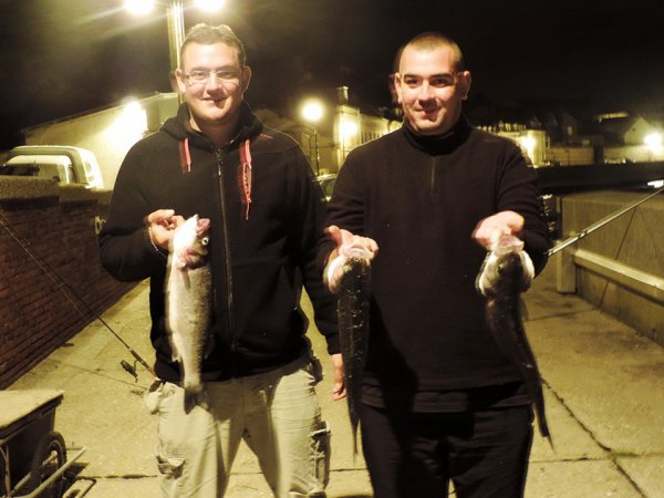 WE FUN AND FISH 27-28/09/14