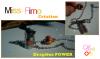~Première collection: 'A croquer'~: Kit dragibus bague & collier fiole