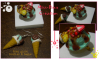 ~Première collection: 'A croquer'~: Kit sorbet boucles & bague