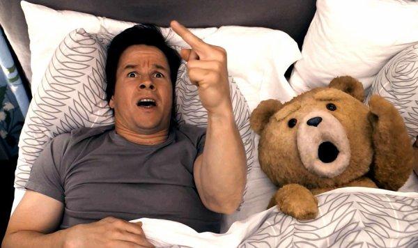 """""""Ted """" un film que je vous conseil de regarder =)"""
