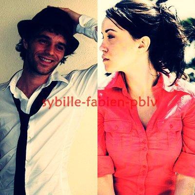 Sybille & Fabien ♥