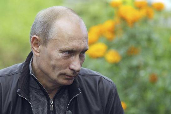 Vladimir Poutine en 2012 ?