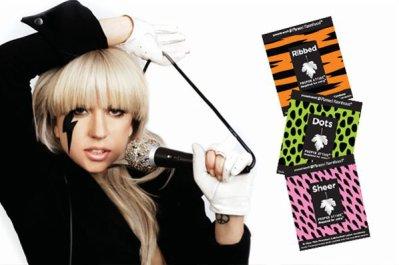 Ligne de préservatifs Lady Gaga
