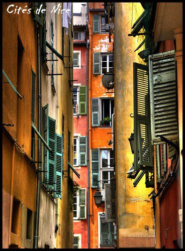 Quartier du Vieux Nice
