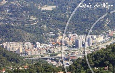 Cité de L' Ariane - Nice/ St André ( ZUS, ZRU, ZEP, ZFU )