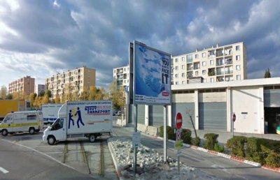 Cité des Sagnes . ( ZUS, ZRU )