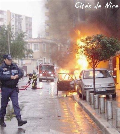 Nice émeutes