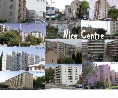 Nice // Quartier Centre