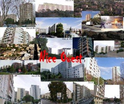 Nice // Quartier Ouest