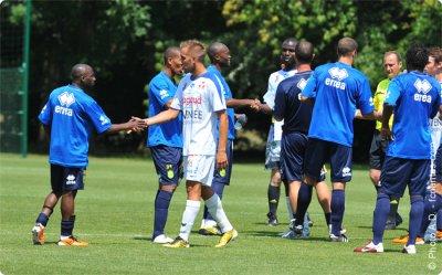 FC Nantes - Evian TG