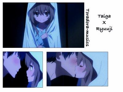 Bienvenue sur mon blog il sera consacré au manga Toradora =)