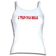 C TROP D'LA BALLE