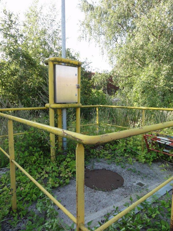 Inventaire des vestiges du bassin minier