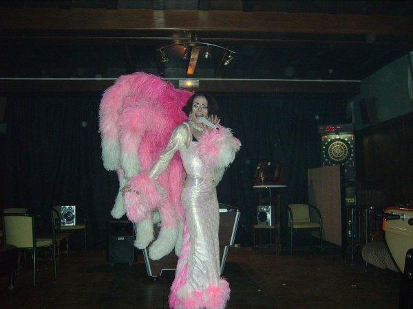 Anniversaire de Murielle le 25 septembre 2009, Dalida Medley