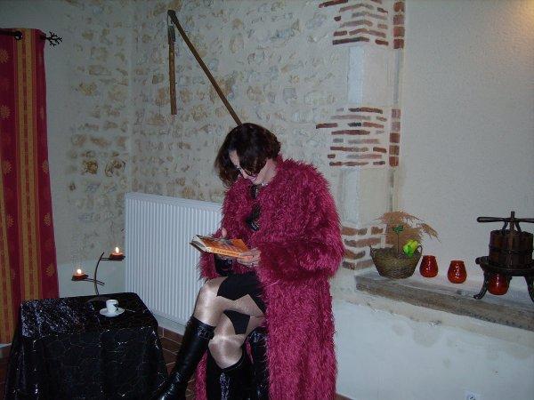 Soirée au Savignol le 24 Octobre 2009