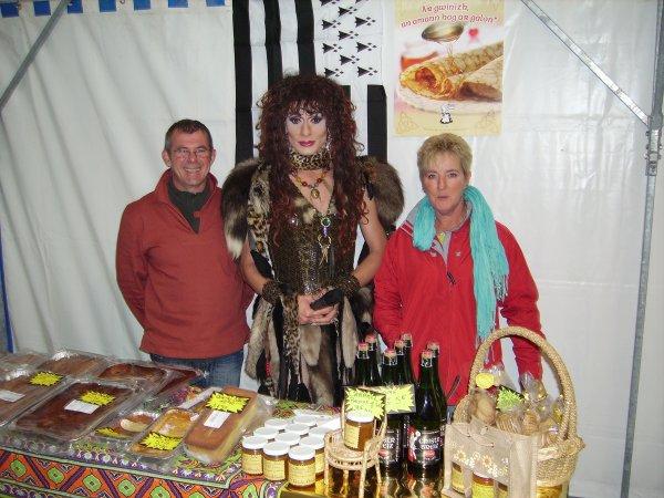 4ème Salon des saveurs et de l'artisanat à COSNE
