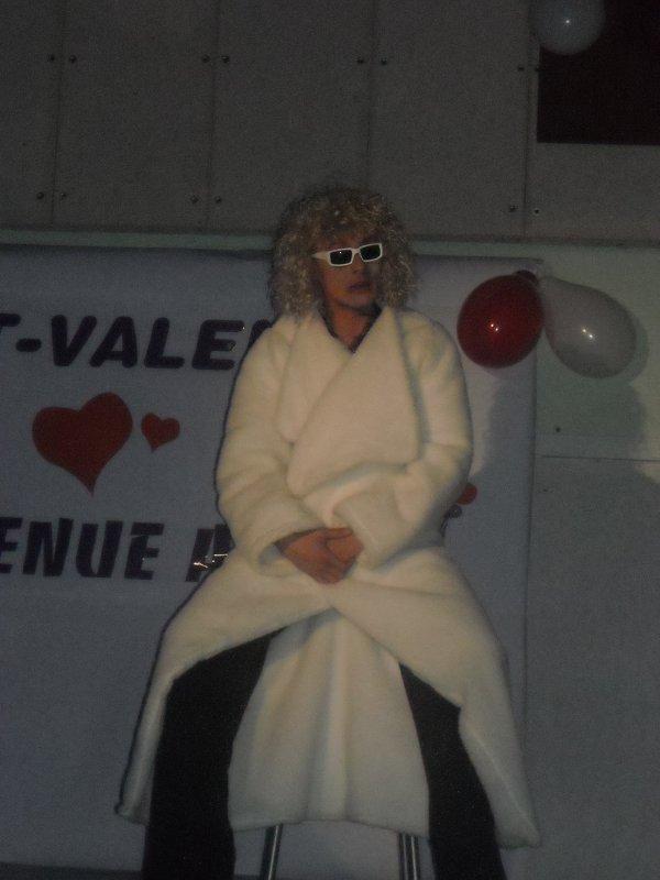 Soirée Saint Valentin Le 20 février 2010, salle des fêtes de Myennes.