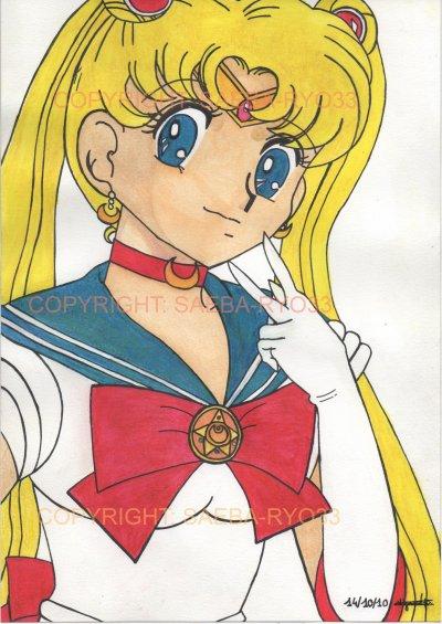 Le Manga SAILOR MOON