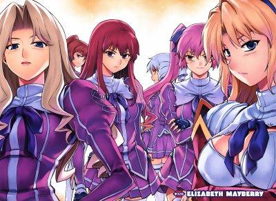 Le Manga FREEZING