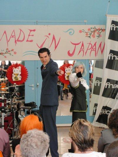 le Salon Made In Japan partie 02