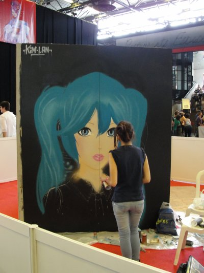 Japan Expo 12ème Impact partie 02