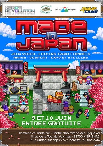 MADE IN JAPAN 3 les vidéos