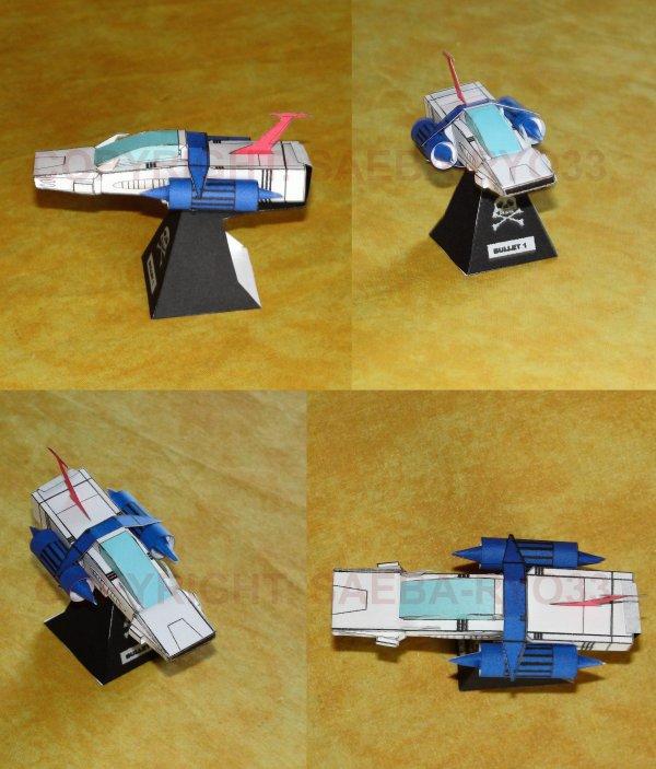 Papercraft partie 11