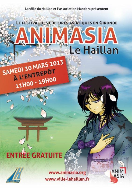 L'événement ANIMASIA le HAILLAN partie 01