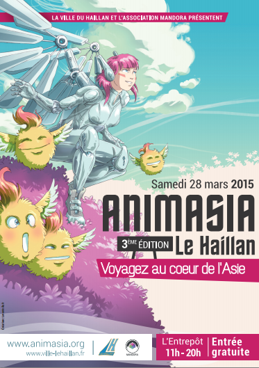 Animasia le Haillan 2015