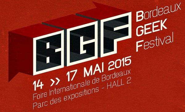 Le Bordeaux Geek Festival