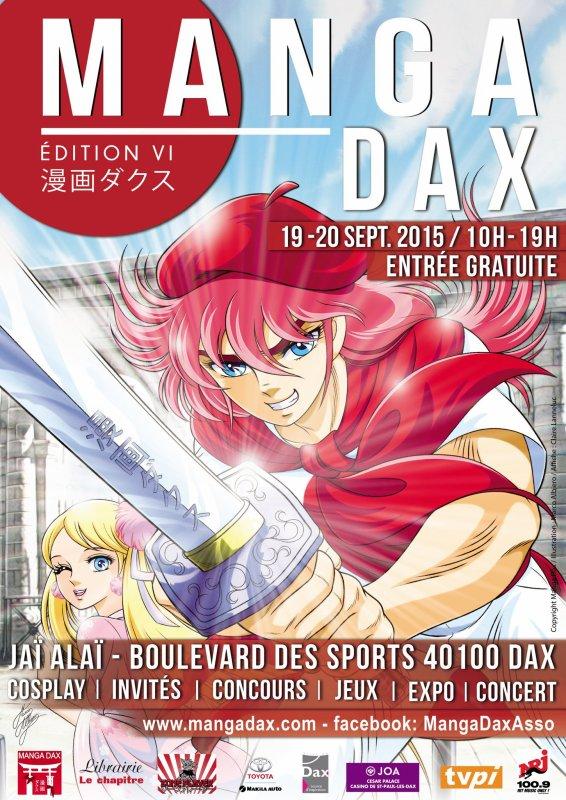 Manga Dax 2015